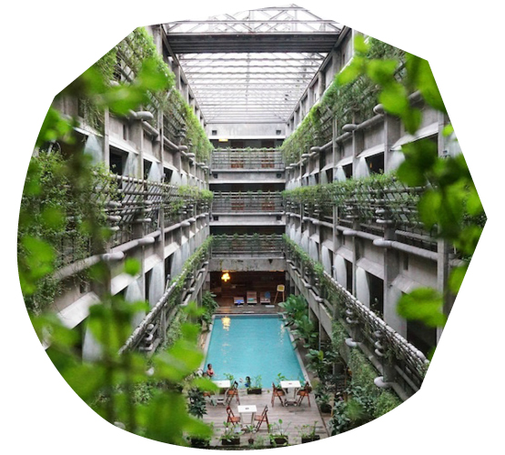 """""""Living"""" Rooms – the Expansion of Biophilic Design"""