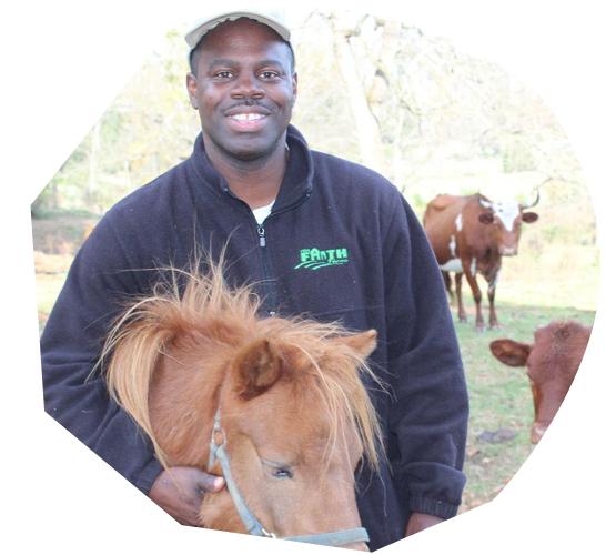 'Principal Farmer' Patrick Muhammad Discusses Educational Benefits of Biophilia