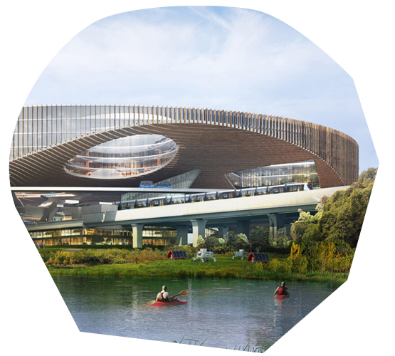 """Science and Technology """"Future City"""" Planned for Chengdu"""