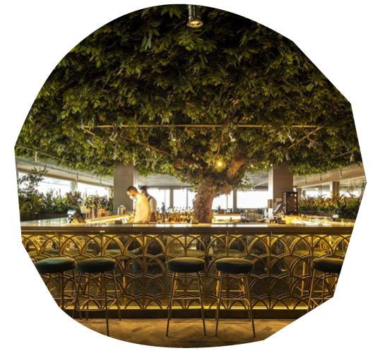 Lisbon's Great Gatsby-inspired Seen restaurant