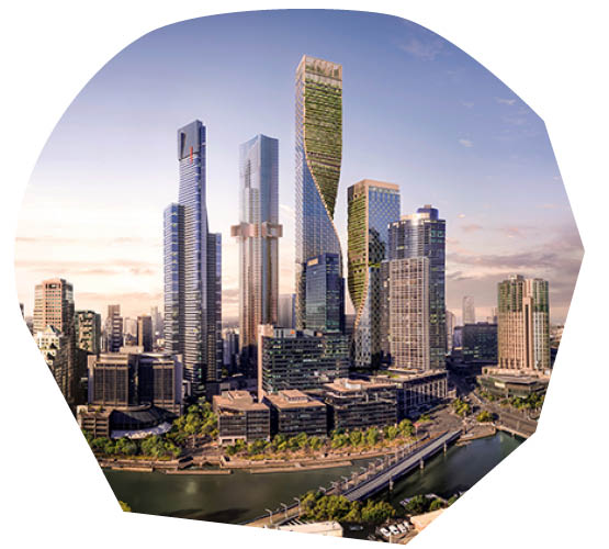 World's Tallest Garden Coming Soon to Melbourne