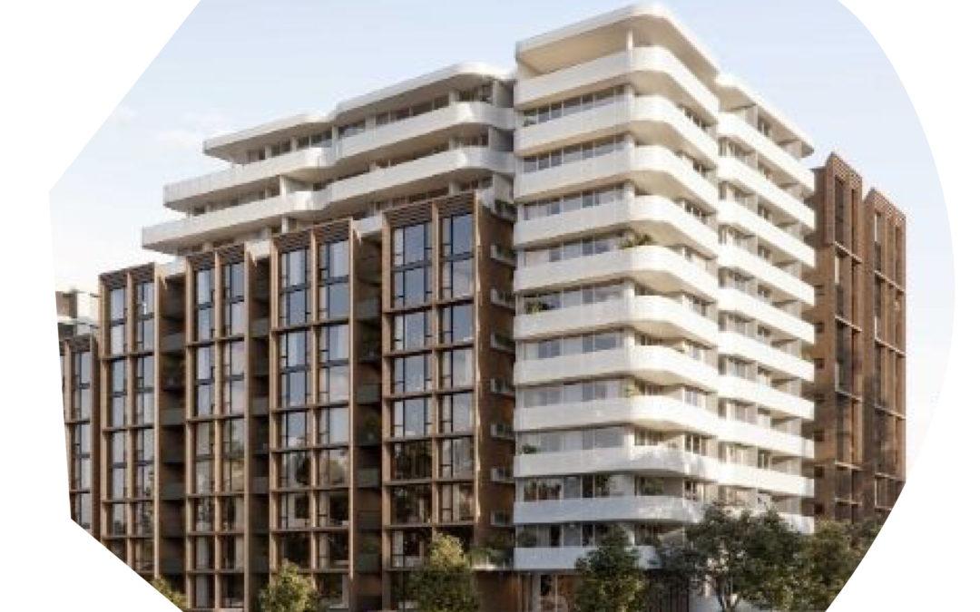 Sydney's Sekisui House development emphasizes 'livability'