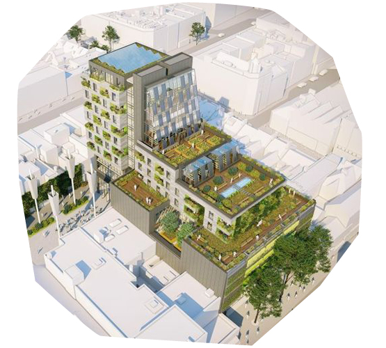 Swansea 'urban greenhouse' to be completed by 2022
