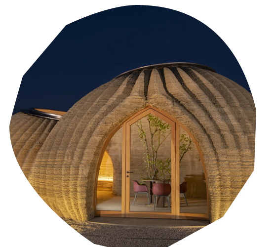 This 3D Printed House is the Future of Sustainable Construction